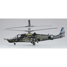 EASY MODEL 37020 Ka-50 Russian Airforce Ka-50 H347