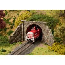 Faller 120558 Tunnelportal für Dampfbetrieb, 1-gleisig