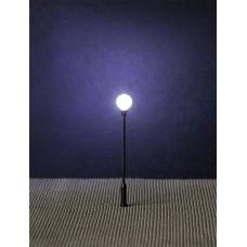 Faller 180204 LED-Parklaterne, Kugel-Aufsatzleuchte