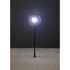 Faller 180205  LED-Parklaterne, Kugel-Hängeleuchte
