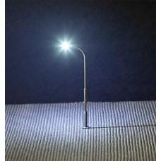 Faller 272220  LED-Straßenbeleuchtung, Peitschenleuchte