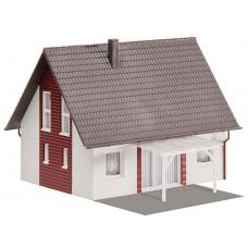 Faller 232323 Einfamilienhaus, weinrot