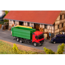 Faller 161493 LKW MB Actros LH'96 Abrollcontainer (HERPA)