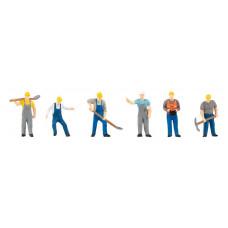 Faller 151612 Straßenbauarbeiter