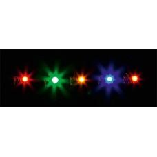 Faller 180652 5 LEDs, bunt gemischt