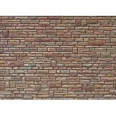 Faller 170604 Mauerplatte, Sandstein, grün-gelb-braun