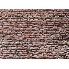 Faller 170618 Mauerplatte, Naturstein