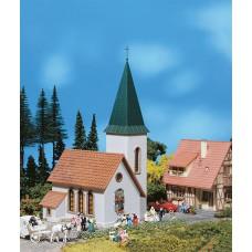 Faller 130240 Dorfkirche HO