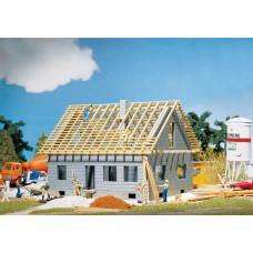 Faller 130303 Einfamilienhaus im Bau