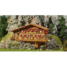 Faller 130329 Hochgebirgshütte Moser-Hütte