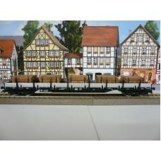 Fleischmann 865287 Rungenwagen Db393 9 Ladegut DB AG