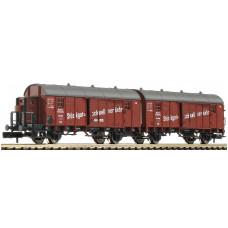 Fleischmann 830605 - Leig-Wageneinheit, DRG