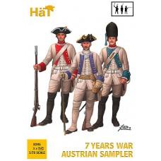 Hät 378295 Österreicher, Set 1/72