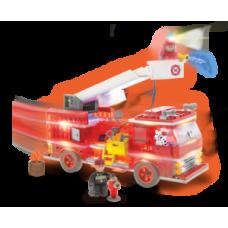 Heroes Laser Pegs 18601 Fire Truck