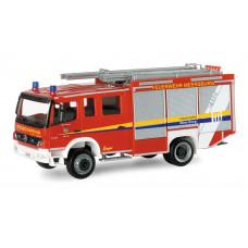 """Herpa 095365 Mercedes-Benz Atego `04 Ziegler HLF 20/20 """"Freiwillige Feuerwehr Meersburg"""""""