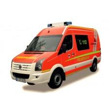 Herpa 929288 VW Crafter Feuerwehr Göppingen
