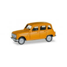 Herpa 020190-006  Renault R4, narzissengelb