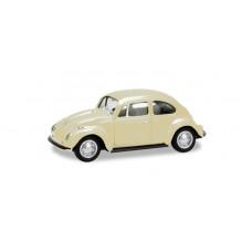 Herpa 022361-007 VW Käfer elfenbein