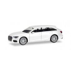 Herpa 420303 Audi A6 Avant, ibisweiß