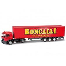 "Herpa 303033 MAN F2000 SZ ""Roncalli"""