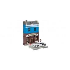 Herpa City 800013 Bäckerei mit Audi R8