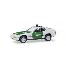 """Herpa 94078  Porsche 924 """"Polizei Nordrhein-Westfalen"""""""