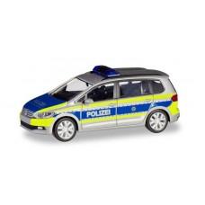 """Herpa 094887 VW Touran """"Polizei Nordrhein-Westfalen"""""""