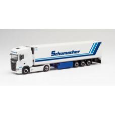 "Herpa 311670 Scania CS SZ  ""Schumacher"""