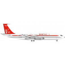 Herpa 534154 Qantas Boeing 707-320C