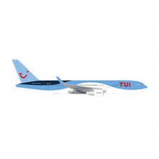 "Herpa 534246 TUI Airlines Belgium Boeing 767-300 ""Sunshine"""