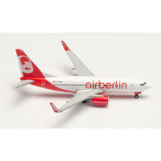 Herpa 534666 Airberlin Boeing 737-700 – D-AHXF, 1:500