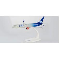 "Herpa 611787  SAS Boeing 737-800 ""70 Years"""