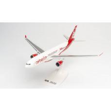 "Herpa 612579 airberlin Airbus A330-200 ""BER"" – ILA 2020, 1/200"