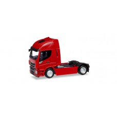 Herpa 309165  Iveco Stralis Highway XP, rot