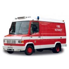 Herpa 943444 MB T2 NAW Fw Bremen