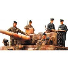 Hobby Boss 384401 Deutsche Panzerbesatzung, Normandie 1944 1/35