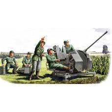 Hobby Boss 384412 Flak 38, Besatzung  1/35