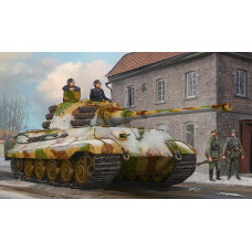 Hobby Boss 384532 Pz. Kpfw. VI Sd.Kfz 182,Tiger II, Henschel, Febr. 1945