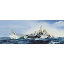Hobby Boss 386513 CB 1 USS Alaska 1:350