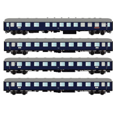 Hobbytrain H43031 4tlg. Set F-Zug 1954