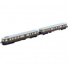 Hobbytrain N H2680 2tlg.Dieseltriebzug VT137/VS145 DRG Ep.2