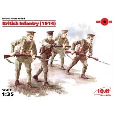 ICM 35684 British Infantry