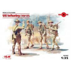 ICM 35689 US Infantry (1917)