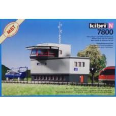 "Kibri 37800 N Stellwerk ""Lichtenau"""