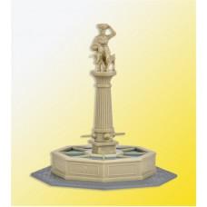 Kibri 38151 H0 Deko-Set Brunnen