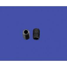 Krick 51440 Innensechskantgewindestifte M4x4 mm(10Stk)