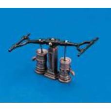 Krick 61032 Wasserpumpe doppelt H11mm Metallkit