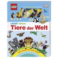 Lego 3594 Buch, Tiere der Welt