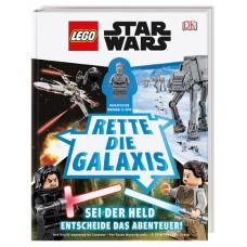 Lego 3596 Buch, Star Wars - Rette die Galaxis