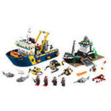 Lego 60095 Deep Sea Exploration Vessel